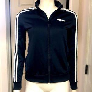 Adidas Athletic/Athleisure Zip Jacket, XS, NWT!